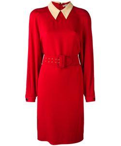 Christian Dior Vintage | Платье С Ремнем