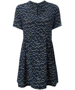 Markus Lupfer | Leopard Print Dress Size Xs