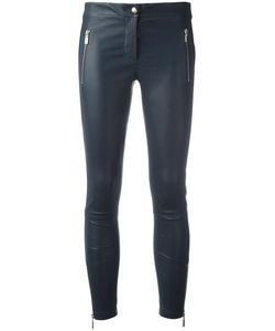 Arma | Skinny Leather Trousers 32 Cotton/Lamb Skin/Spandex/Elastane