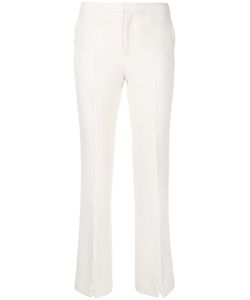Irene | Front Slit Detail Trousers