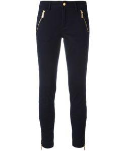 Michael Michael Kors | Skinny Trousers 12 Cotton/Spandex/Elastane