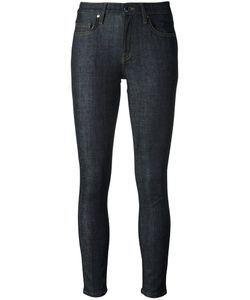 Victoria, Victoria Beckham | Victoria Victoria Beckham Cropped Skinny Jeans 28 Cotton/Polyester/Spandex/Elastane
