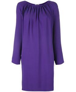 JIL SANDER VINTAGE | Платье С Квадратным Вырезом