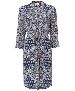 L'Agence | Платье-Рубашка С Цветочным Узором