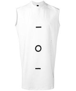 Odeur | Printed Muscle Tank Top