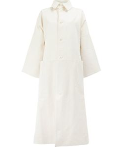 TOOGOOD | Long Length Buttoned Coat Size 0