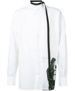 Raf Simons | Photo Print Belt Shirt