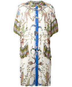 Tsumori Chisato | Multi-Pattern Shift Dress