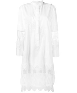 Burberry | Lace Shirt Dress 6