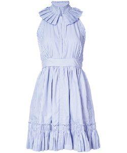 Alexis | Полосатое Платье С Пышной Юбкой