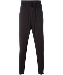 Y-3 | Drawstring Track Pants Large Cotton/Spandex/Elastane