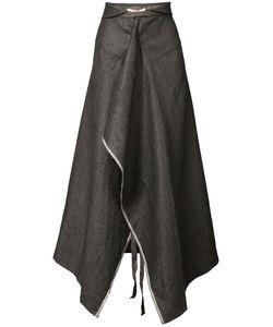 CHEREVICHKIOTVICHKI | Wrap Skirt Women