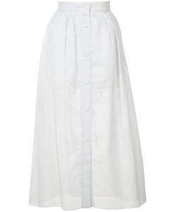 VILSHENKO | Cape Sleeve Blouse Size 8