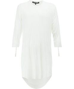 CEDRIC JACQUEMYN | Drop Hem T-Shirt Size 46