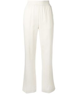 3.1 Phillip Lim | Straight Leg Trousers 8 Viscose/Polyester/Silk