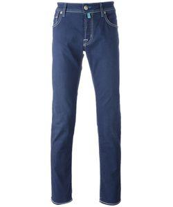 Jacob Cohёn | Jacob Cohen Straight Leg Jeans 32 Cotton/Polyester/Spandex/Elastane