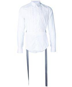 Consistence   Striped Bib Shirt 48
