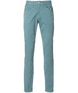 3X1 | Straight-Leg Trousers 30 Cotton/Polyurethane
