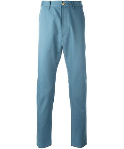 Vivienne Westwood | Man Rear Patch Chinos 48 Cotton