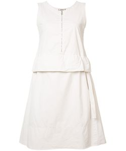 Dorothee Schumacher | Zip Up Fitted Dress Size 3