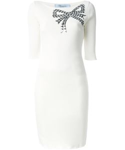 Blumarine | Sequin Bow Dress Size 42
