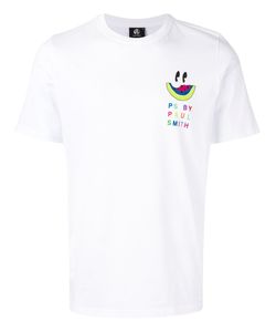 PS PAUL SMITH | Ps By Paul Smith Logo Print T-Shirt Size Medium