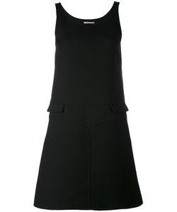 Courreges | Платье Без Рукавов С Двумя Карманами