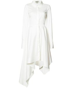 Monse | Asymmetric Shirt Dress 4 Cotton/Nylon/Spandex/Elastane