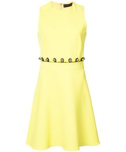 David Koma | Embellished-Waist Dress 12