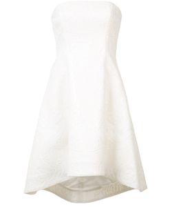 Black Halo | Fla Strapless Dress 6 Polyimide/Polyamide/Spandex/Elastane/Sequin