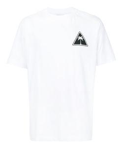PALM ANGELS | Футболка С Принтом-Логотипом