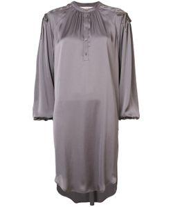 A.F.Vandevorst | Lace Up Sleeve Smock Dress