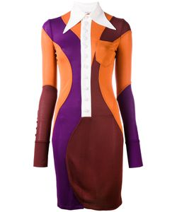 Givenchy | Colour Block Collared Dress