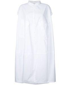 Rundholz   Свободное Платье-Рубашка