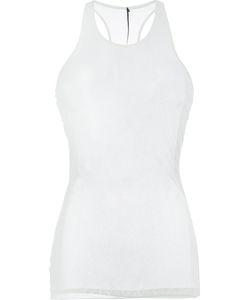 Masnada | Long Mesh Vest 40