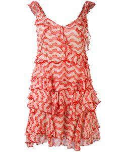 The Kooples | Jasmine Print Ruffle Dress
