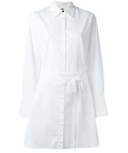 Rag & Bone | Elongated Belted Shirt Size Medium