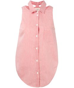 Nanushka | Sleeveless Striped Shirt M