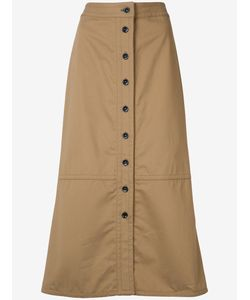 Yigal Azrouel | Button Front Skirt Size