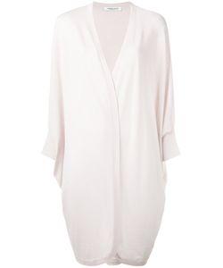 Lamberto Losani | Long Cardigan Medium Virgin Wool/Silk