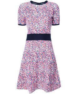 Carolina Herrera | Приталенное Платье В Горошек