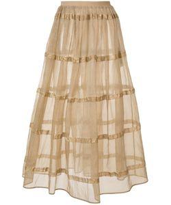 UMA WANG | A-Line Skirt
