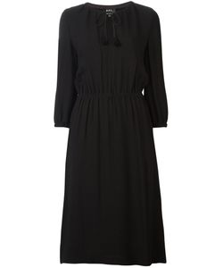 A.P.C. | Fla Dress 34 Spandex/Elastane/Viscose