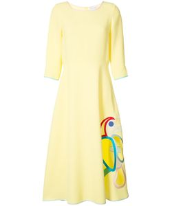 Mira Mikati | Parrot Dress 36