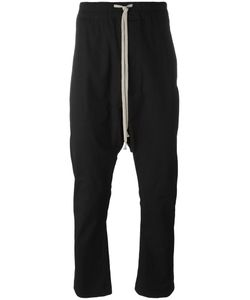 Rick Owens | Drop-Crotch Trousers 46 Cotton/Rubber