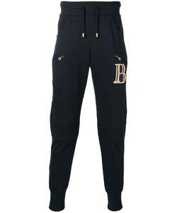 Pierre Balmain | Logo Track Trousers 52 Cotton
