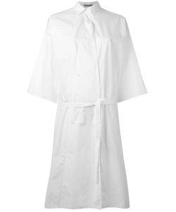 Nehera   Belted Shirt Dress Size 36