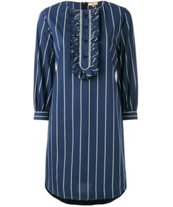 Fay | Striped Shirt Dress L