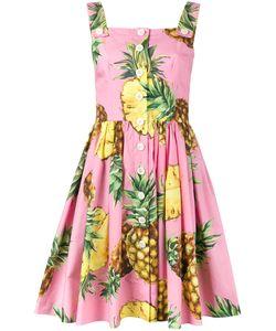 Dolce & Gabbana | Pineapple Print Dress
