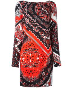 Just Cavalli | Paisley Patterned Dress 44 Viscose